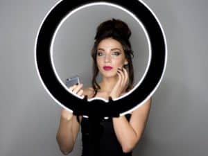 Ring Light Photography and portraits