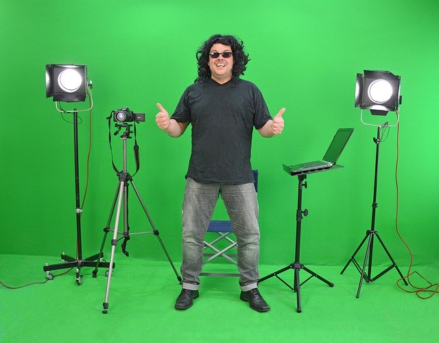 Best Lights For Green Screen making video and photography