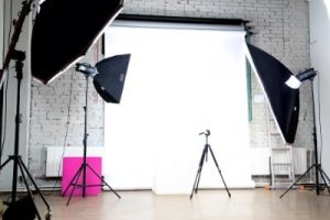 3 Point Lighting Kit For Video Review