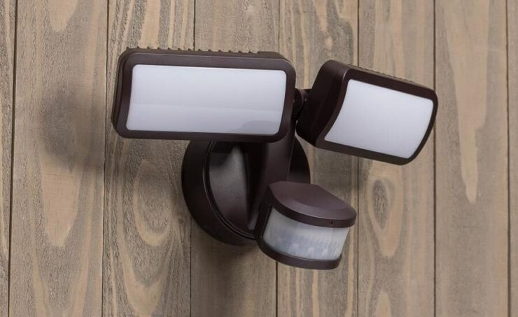 LED Dusk To Dawn Security Light
