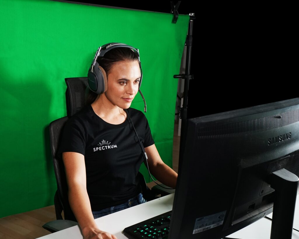 green screen for streaming