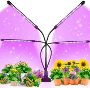 EZORKAS 9 Dimmable Levels Grow Light